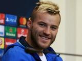 Андрей Ярмоленко: «Я в неплохой форме, но нужна игровая практика»
