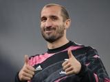 «Ювентус» намерен предложить Кьеллини новый контракт