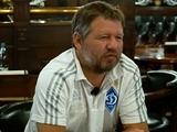 Олег Саленко: «Луческу — первый тренер, который не стал слушаться президента»