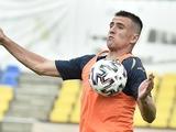 ВИДЕО: Беседин был отправлен в нокдаун в ходе необычной тренировки сборной Украины