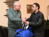 «Динамо» берет на себя обеспечение лечения и восстановления Максима Капустяника