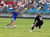 Ветераны «Динамо»: футбольное поздравление с юбилеем в Черновцах