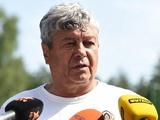 Мирча Луческу: «С такой игрой сборная Украины пройдет в стыковых матчах любого соперника»