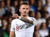 Мэддисон покинул расположение сборной Англии