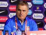 Сборная Сербии уволила главного тренера
