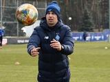 Александр Процюк: «Ребята добросовестно выполняют программу тренировок»