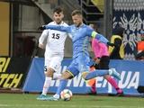 Товарищеский матч. Украина — Эстония — 1:0. Обзор матча, статистика