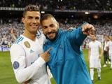 Роналду попросил руководство «Ювентуса» купить Бензема