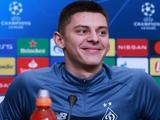 Пресс-конференция. Виталий Миколенко: «Расстроился, когда узнал, что Месси против нас не сыграет...»