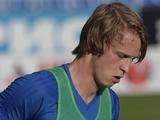Шабанов вернулся в общую группу «Динамо» (ВИДЕО)