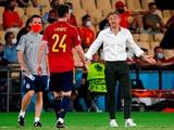 Сборная Испании установила рекорд чемпионатов Европы по проценту владения мячом
