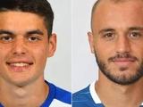 «Динамо» дозаявило двух футболистов на чемпионат Украины