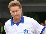 Леонид БУРЯК: «Футбол люблю смотреть в тишине»