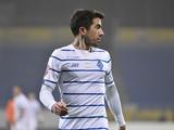 СМИ: «Лацио» и «Удинезе» интересуются полузащитником «Динамо»