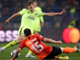 Лига чемпионов. 3-й тур: «Шахтер» снова теряет очки в Харькове