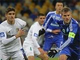 «Динамо» — «Ворскла» — 1:0. Отчет о матче