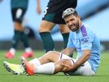 Агуэро получил травму в матче АПЛ. Аргентинцу потребуется операция