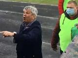Стало известно, что кричал Луческу болельщикам «Динамо» во время конфликта с ними