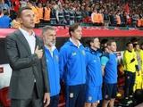 Андрей Шевченко назвал главное достижение во главе сборной Украины