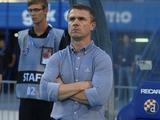 Сергей Ребров опроверг факт подписания контракта с «Фенербахче» (ВИДЕО)
