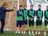 Список игроков «Динамо», которые будут работать на сборе в Австрии