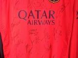 Экс-игрок «Реала» купил футболку «Барсы» за 2000 евро