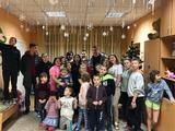 Артём Беседин проведал деток в харьковском Центре социально-психологической реабилитации
