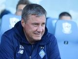 Готовность «Динамо» к Лиге Европы: стабильный стиль Александра Хацкевича
