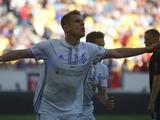 Артем Беседин — лучший игрок матча «Верес» — «Динамо»