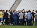 «Четырех аргентинских игроков нужно депортировать», — заявление главы Национального агентства наблюдения за здоровьем Бразилии