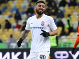 Источник: «Динамо» интересуется нападающим «Зари»