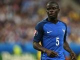 Канте прибыл в сборную Франции на пять часов раньше сбора