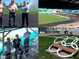 «Ворскла» начала работы на своем стадионе с прицелом на Лигу Европы