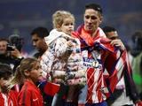 Фернандо Торрес завоевал свой первый трофей в составе «Атлетико» за 11 сезонов