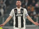 Кьеллини: «К сожалению, раньше я болел за «Милан»