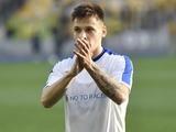 Назарий Русин: «Хочу стать лидером «Динамо». Это главная задача для меня»