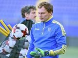 Андрей Пятов: «Мяч попал мне не в перчатки»