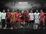 ФИФА сформировала Команду года-2020