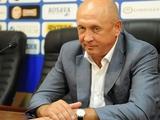Николай Павлов: «Возможно потребуется ввести лимит на тренеров-иностранцев»