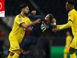 УЕФА дисквалифицировала Джана за толчок Неймара (ФОТО)