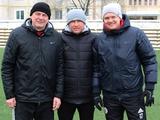 Тарас Михалик официально начал тренерскую карьеру