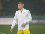 Табель успеваемости в клубе игрока сборной Украины. Никита Бурда