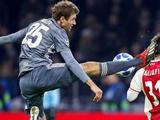 Мюллер: «Искренне извиняюсь перед Тальяфико за тот удар в голову» (ФОТО)