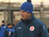 Юрий Максимов: «Я извиняюсь перед футболистами и болельщиками»
