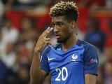 Коман покинул расположение сборной Франции