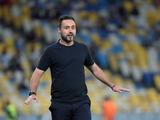 Роберто Де Дзерби: «Мы ожидали, что у «Черноморца» будет четыре игрока в защите, а не пять»