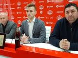 Орест Лебеденко: «С детства мечтал играть в Испании»