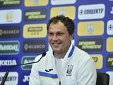 Андрей Пятов: «В команде был откровенный разговор после матча с Австрией. Разговор получился мужской»