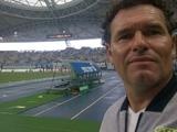 Аргентинский тренер «Динамо»: «В Киеве нет строгого карантина»