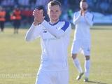 Томаш Кендзера — лучший игрок матча «Десна» — «Динамо»
